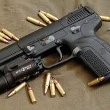 Cops seize firearms