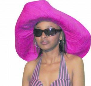 Karabelo Mokoallo - inaugural Miss Comanies