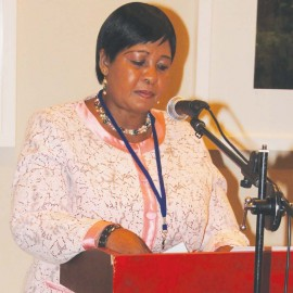 AUDITOR General, Lucy Liphafa