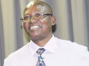 Robert Ts'euoa, SOS Lesotho Director