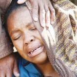 Lesotho's Marikana widows bare all