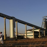 Eight miners rescued at Harmony gold mine
