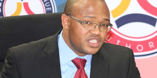 Lesotho-Revenue-Authority-commissioner-general-Thabo-Letjama