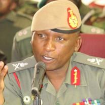 Army boss Lieutenant General Tlali Kamoli