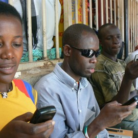 There are now 100 million active users of social media platforms like Facebook on the African continent.