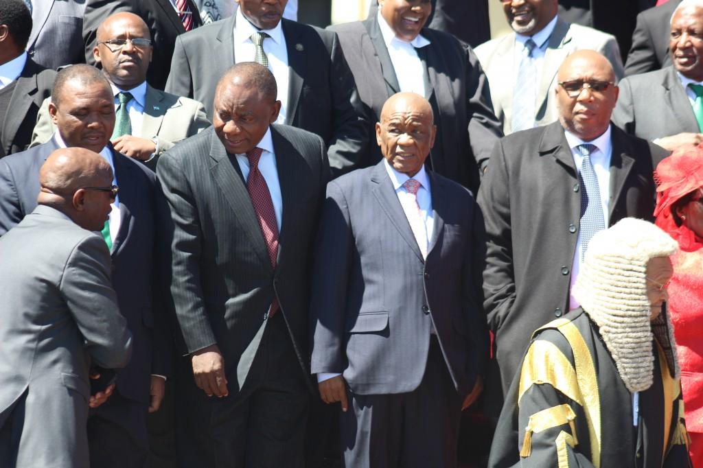DPM-Mothetjoa-Metsing-together-with-SA-Deputy-President-Cyril-Ramaphosa-PM-Thomas-Thabane-and-BNP-leader-Morena-Thesele-Maseribane