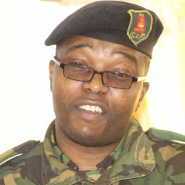 LDF Spokesperson Major Ntlele Ntoi 3 (3)