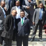 Exiled leaders seek audience with Metsing