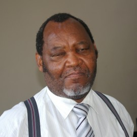 Independent Electoral Commission (IEC) Chairman Justice Mahapela Lehohla  (1)
