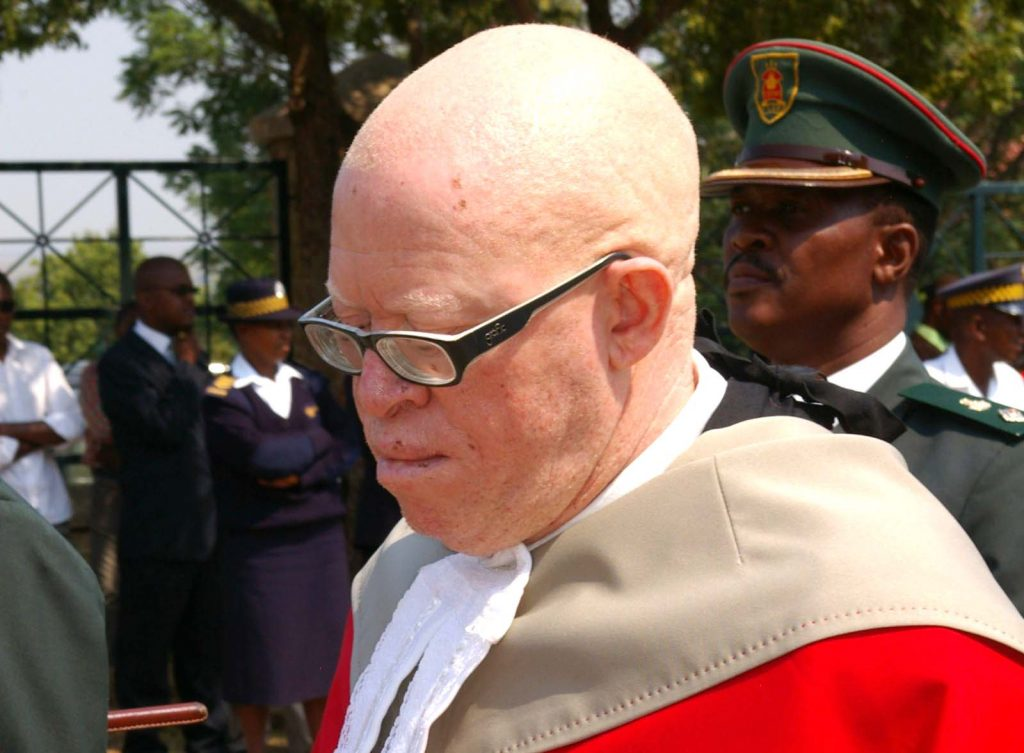 Appeal Court President Justice Kananelo Mosito