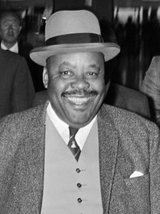 Lesotho's first Prime Minister Jonathan