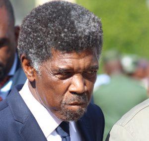 DC Deputy Leader, Monyane Moleleki