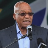 South Africans have a history of violence – Zuma