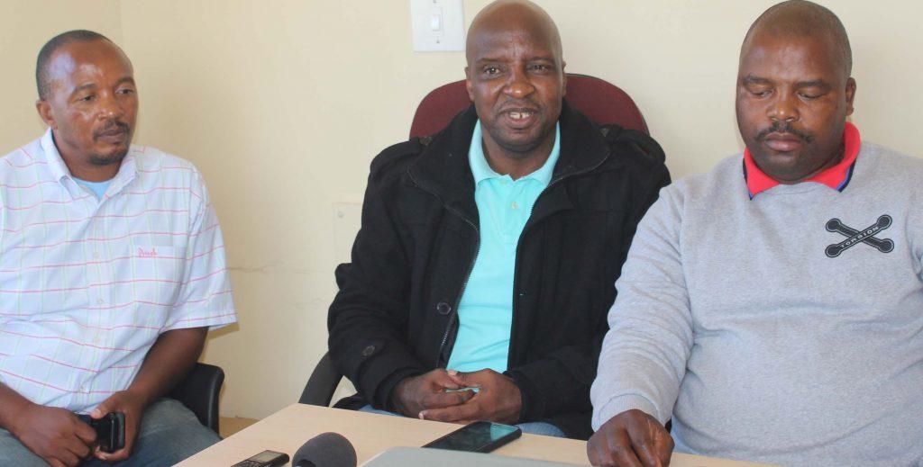 Chairman of MRTO Mokete Jonase,centre (3)