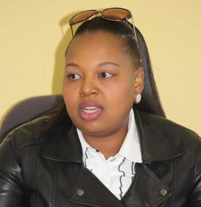 Law Society Secretary Adv Nonny DaSilva-Manyokole