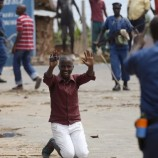 Burundi protests turn violent as poll delayed