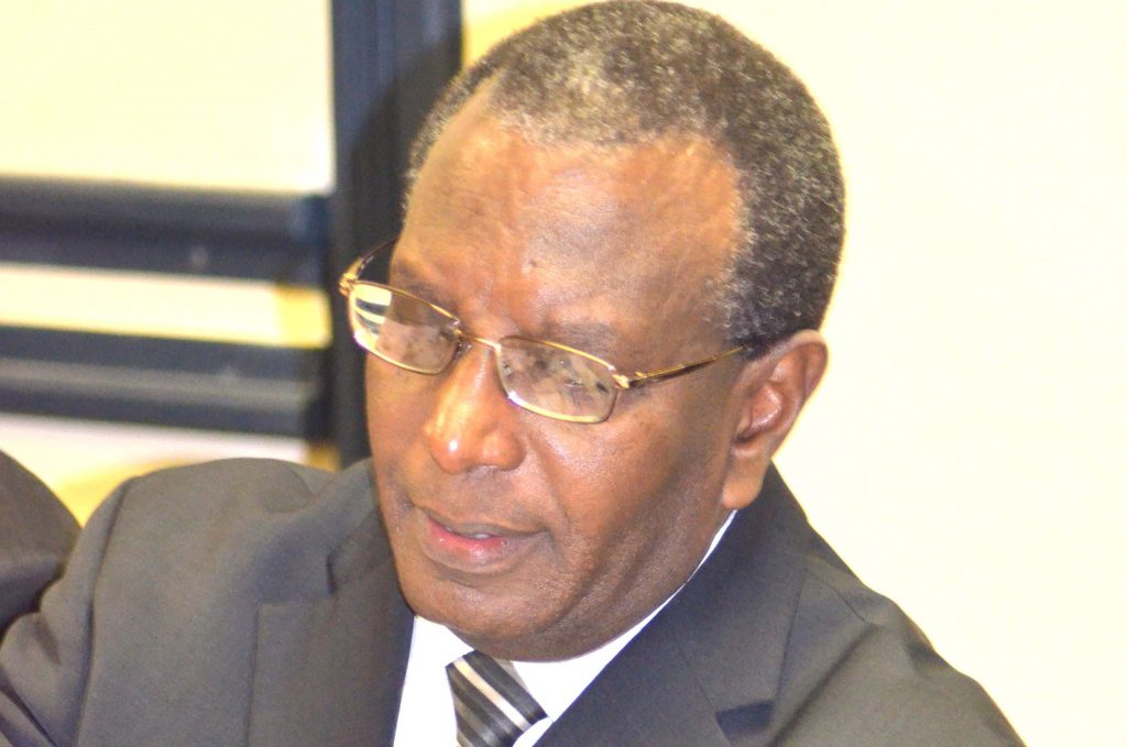 African Court on Human  and People's Rights judge Justice Gerard Niyungeko  (3)