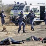 Report's findings ring hollow for Marikana widow