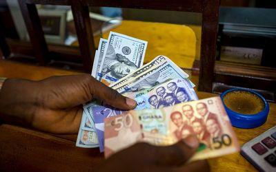 Forex exchange rate in ghana