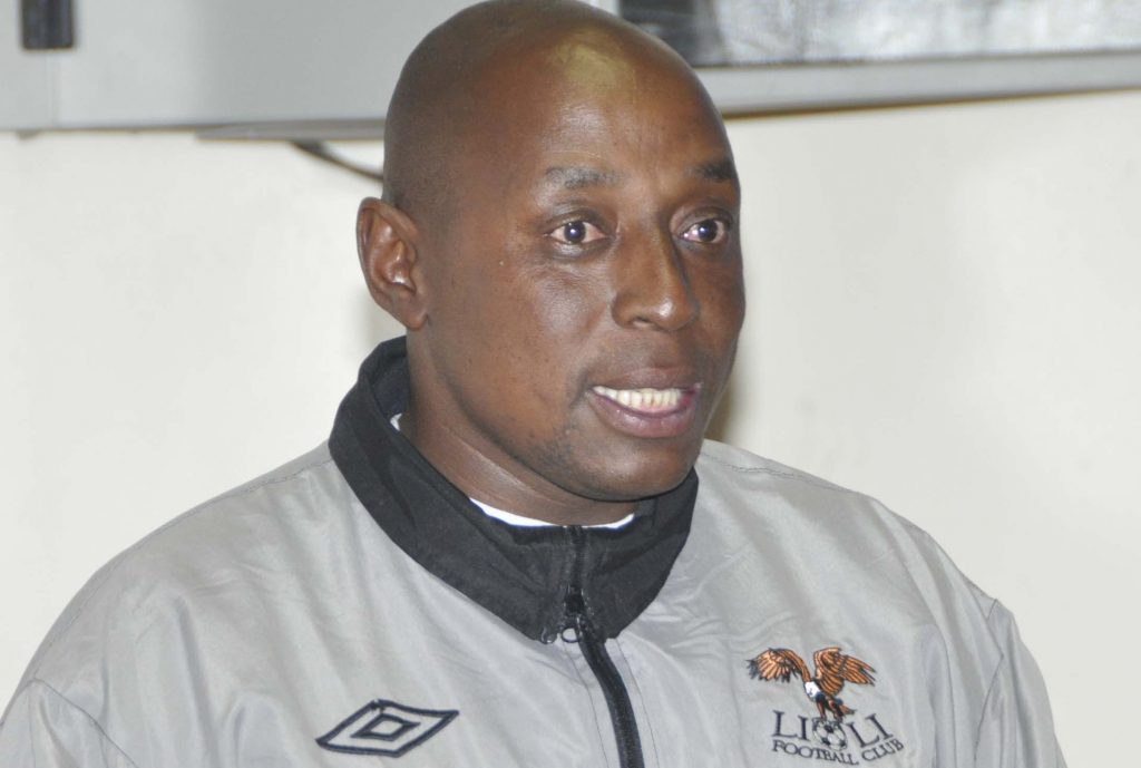 Lioli public Relation Officer, Moeketsi Pitso
