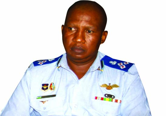 Major General Letsoela
