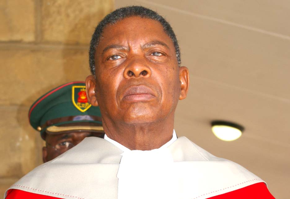 High Court judge Justice Teboho Moiloa