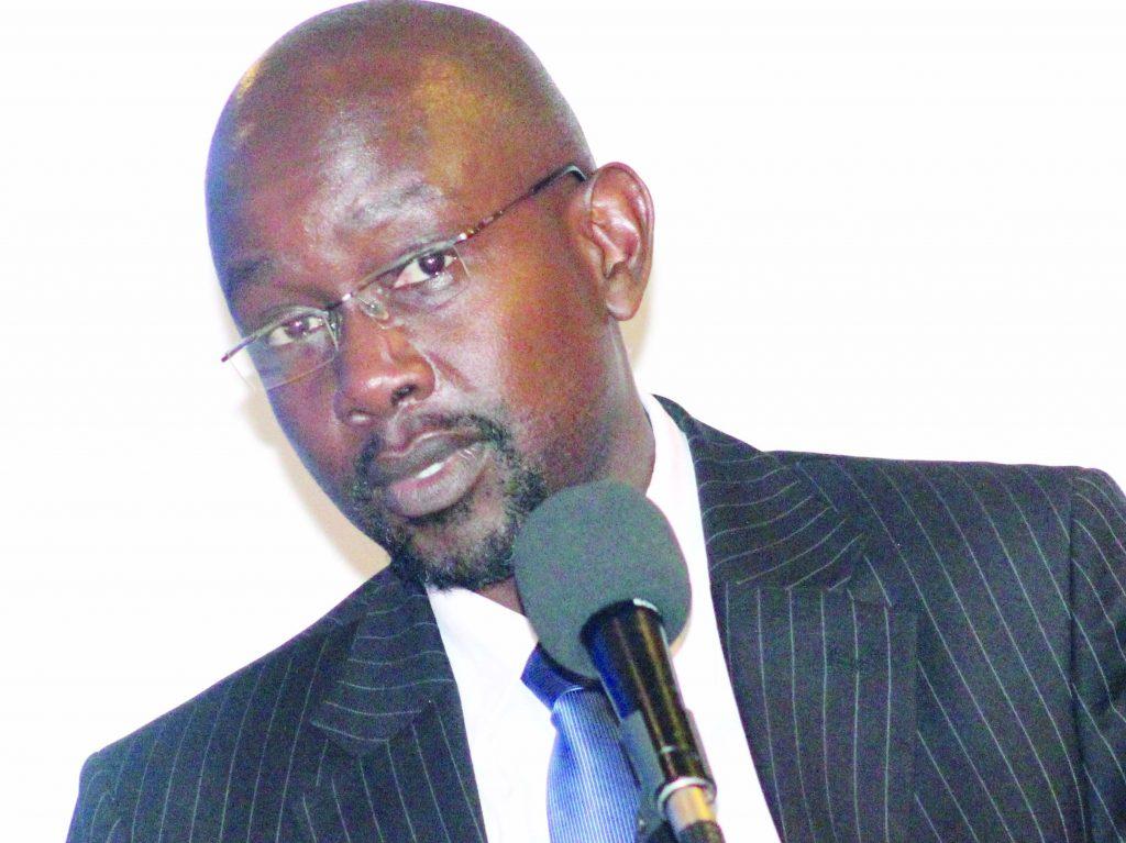 LTDC chief executive officer Mpaiphele Maqutu