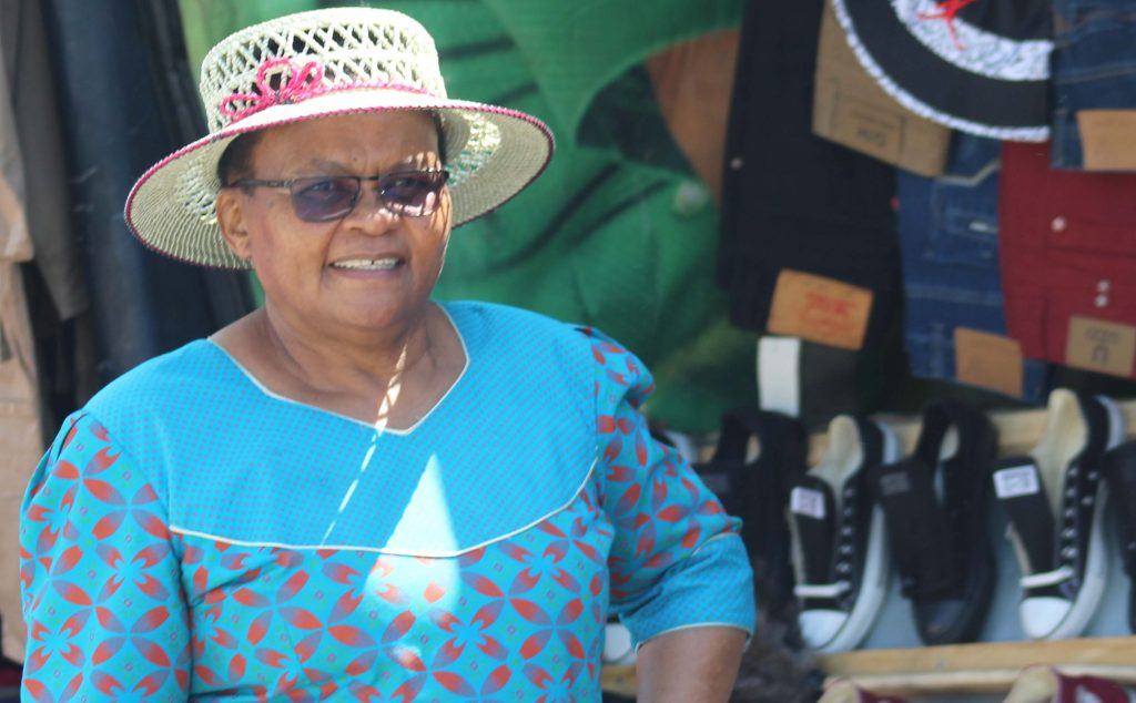 First Lady 'Mathato Mosisili