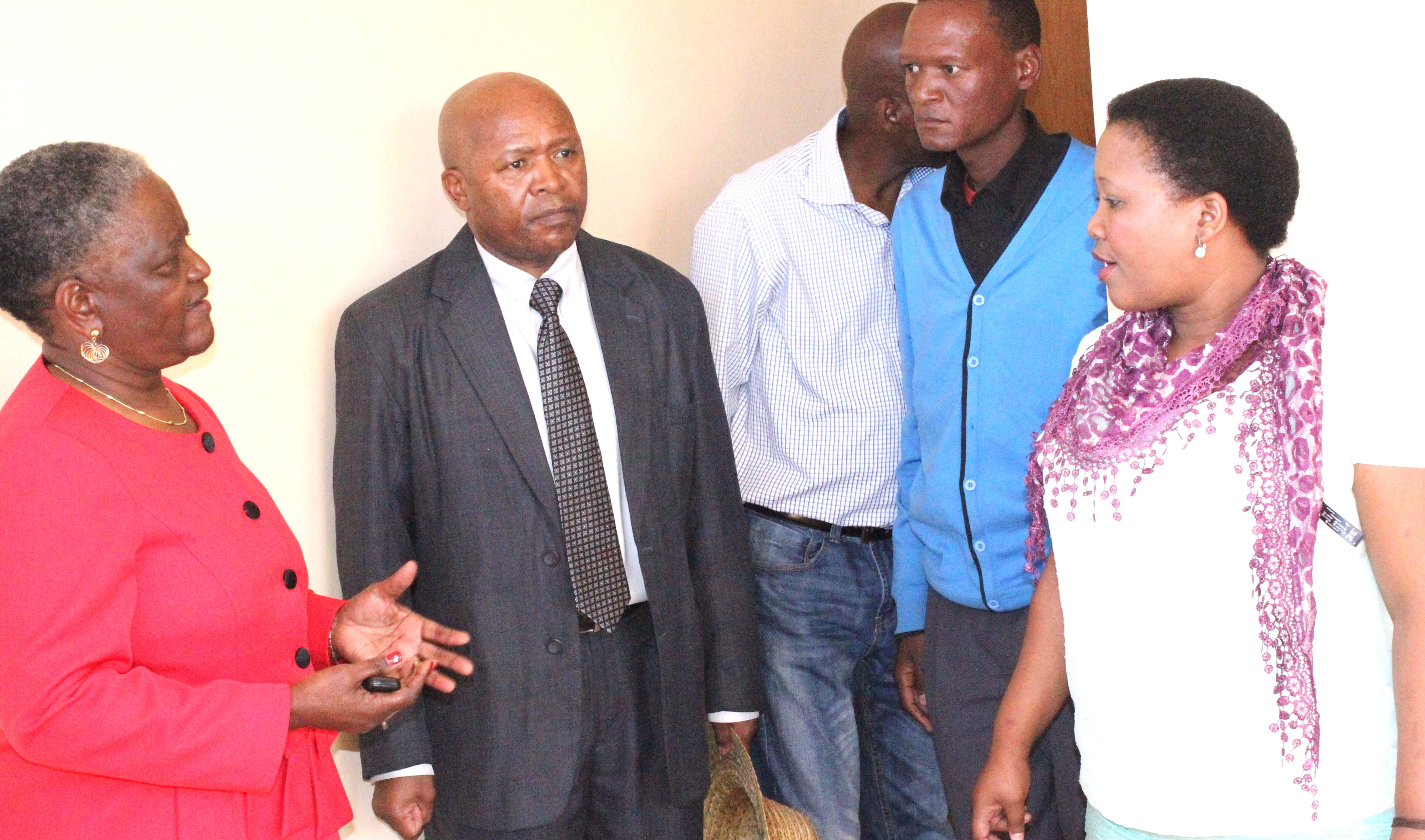 thabane rejects derelict govt accommodation times thomas thabane s wife maisiah thabane liabiloe ramoholi declined an offer of prime minister