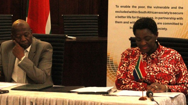 Lesotho, SA sign cross-border MOU