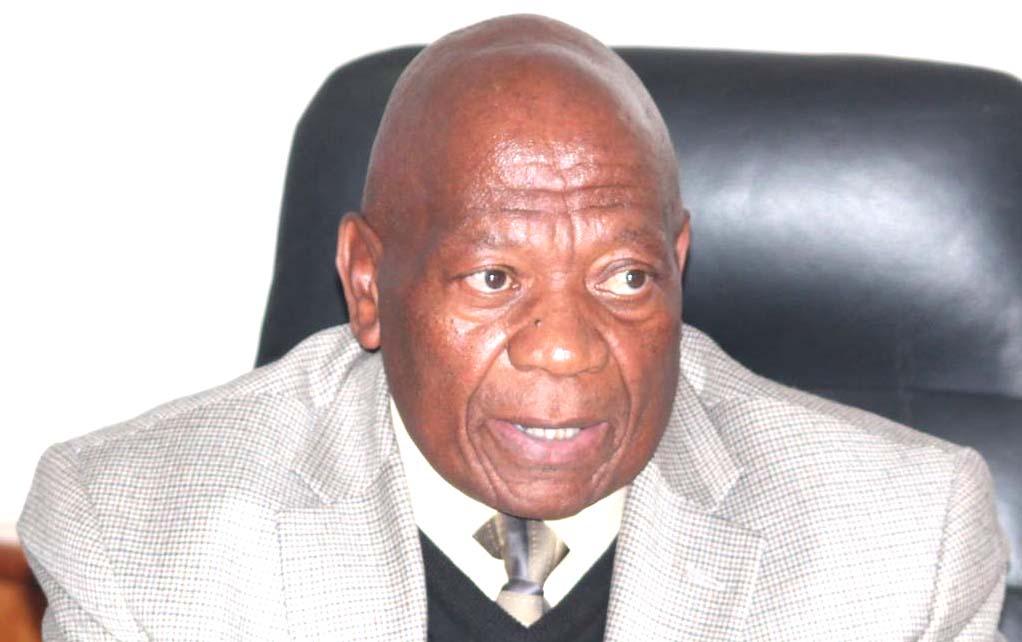 Social Development Minister Molahlehi Letlotlo