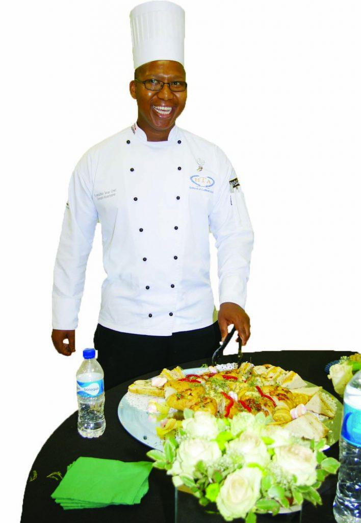 Chef Donald
