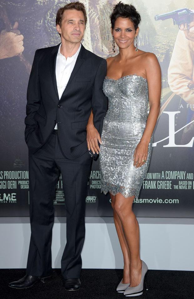 Halle Berry recently divorced her Olivier Martinez.
