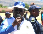 Taxi operators walk out on minister