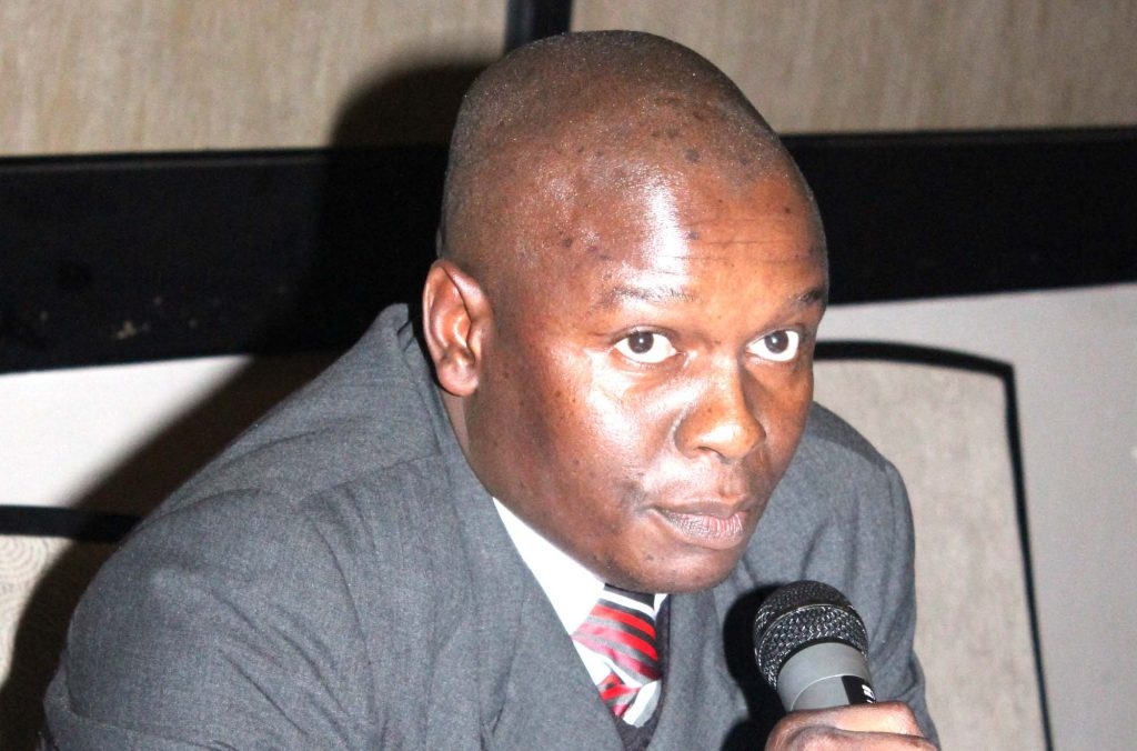 Advocate Koili Ndebele