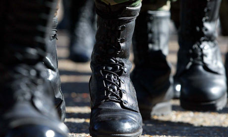 Soldiers' lawyers fight court martial