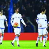 Chelsea hit rock bottom