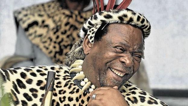 Zulu King praises apartheid regime