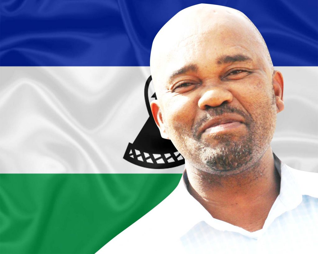 BNP's Spokesperson Machesetsa Mofomobe