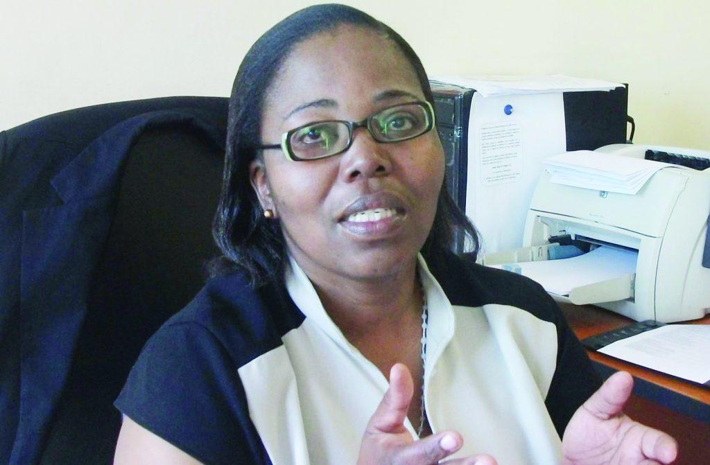 Dr Llang Bridget Maama