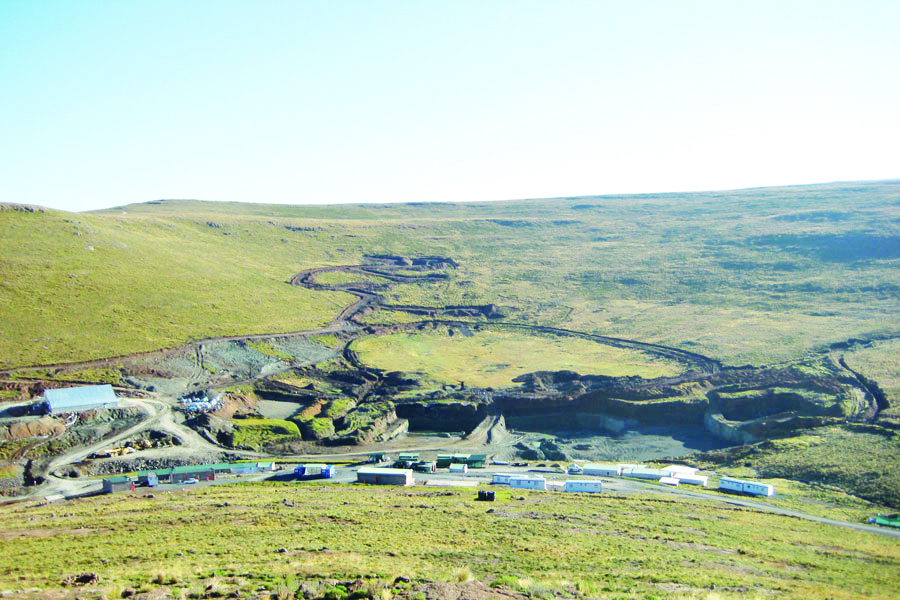 Mothae Mine sale 'at advanced stage' - Lesotho Times