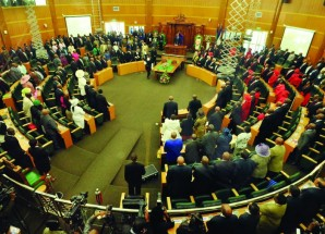 Was parly dissolution a coup?