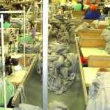 Textile industry on the brink