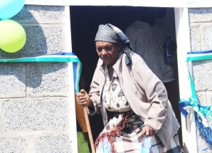 Relief for child-headed Ha-Matšaba family