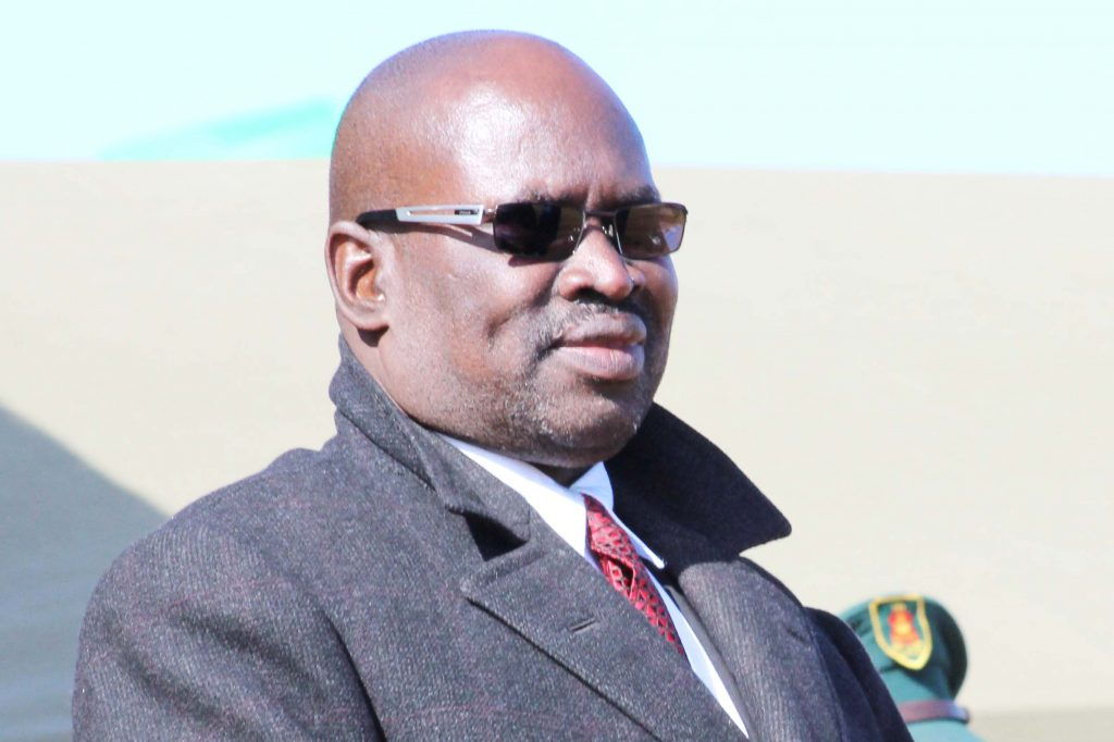 Director of Languages in the Ministry of Communications Science and Technology, Ratokelo Nkoka