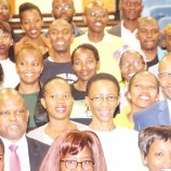 Rapturous send-off for medical students