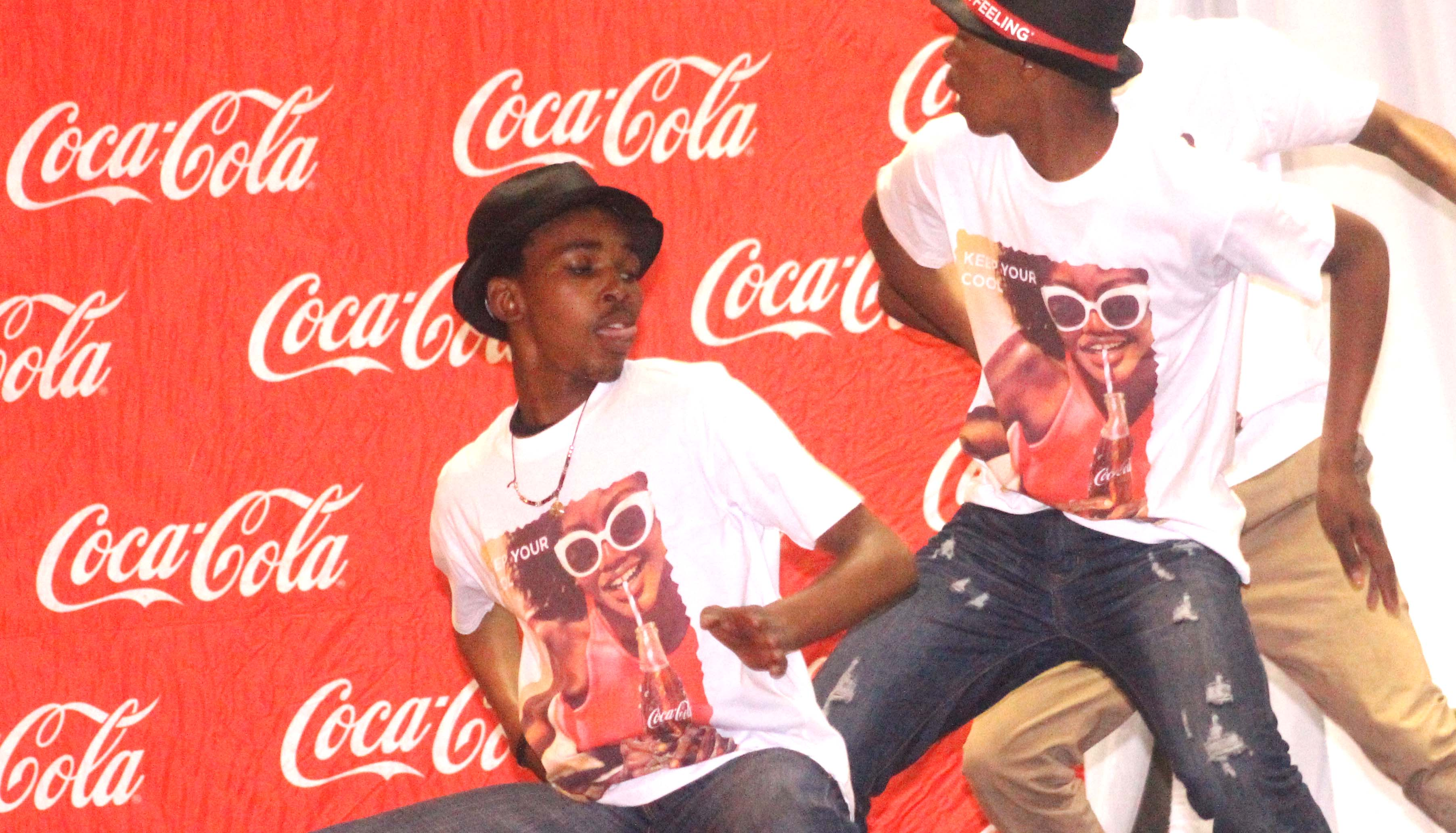 coca cola launches new campaign lesotho times