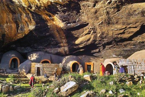 Kome caves