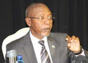 Mosisili blasts media, civil society