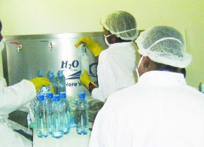 Call for water-bottling standards
